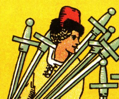Seven of Swords - post